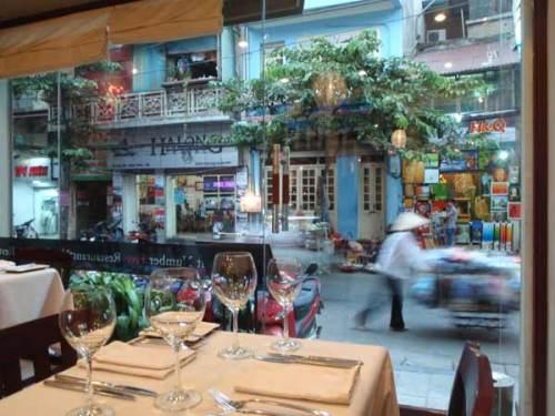 Five Restaurant, Hanoi