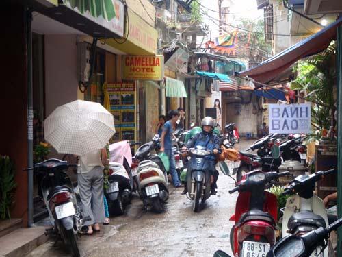 Camellia Hotel, Hanoi