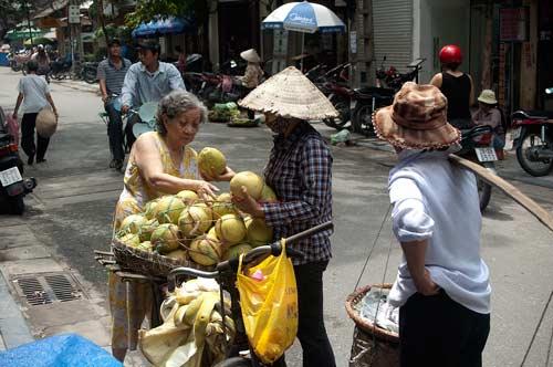 Grapefruit Seller