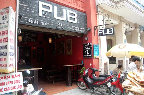 LePub, Hang Be Street