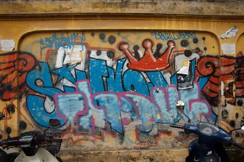 Hanoi Graffiti