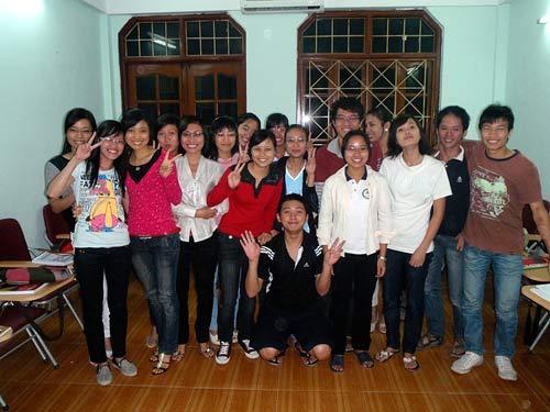 Elementary English Students