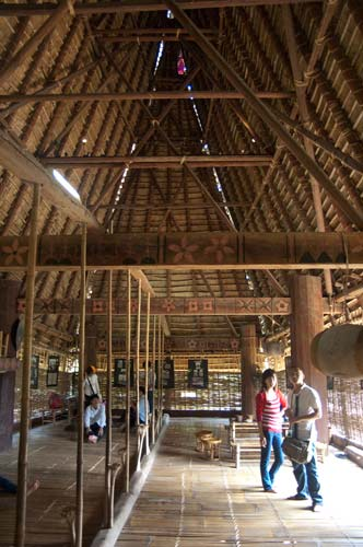 Interior of Communal House