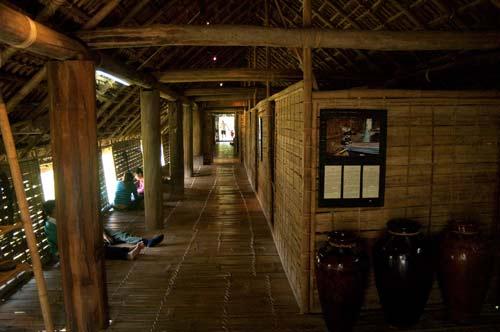Interior of Ede House