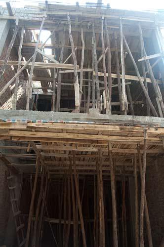 Construction Next Door