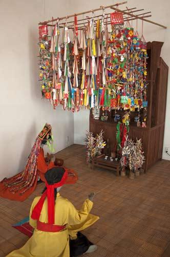 tableau in museum