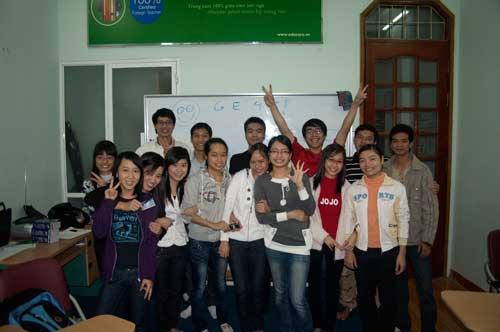 EduCare Elementary English class