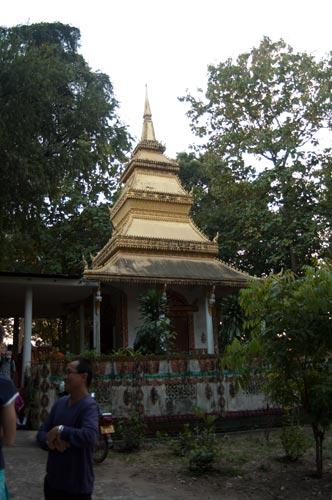 Wat Sok Pa Luang pagoda
