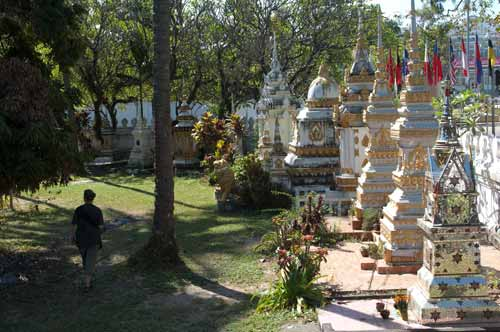 Wat Si Saket grounds