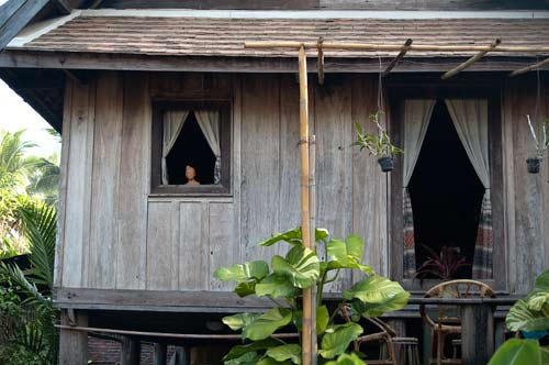 a home in Luang Prabang, Laos
