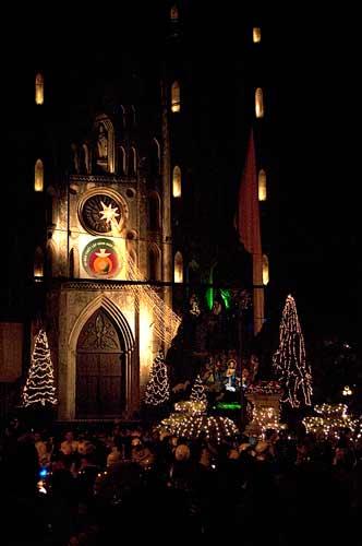 Christmas Eve, St. Joseph's Cathedral, Hanoi, Vietnam