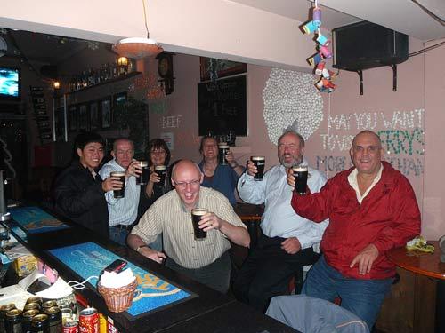 Derry's Pub, Hanoi, Vietnam