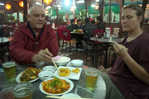 bai hoi, Hanoi, Vietnam