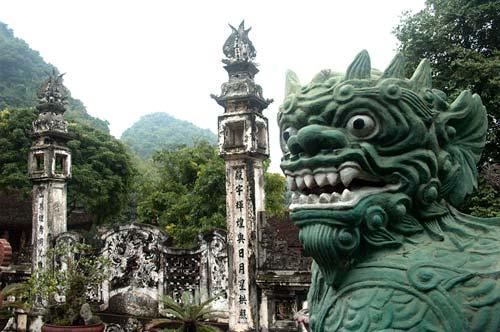 Thien Tru Pagoda, Vietnam