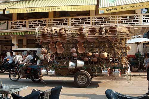 Haywagon on Bar Street, Siam Reap, Cambodia