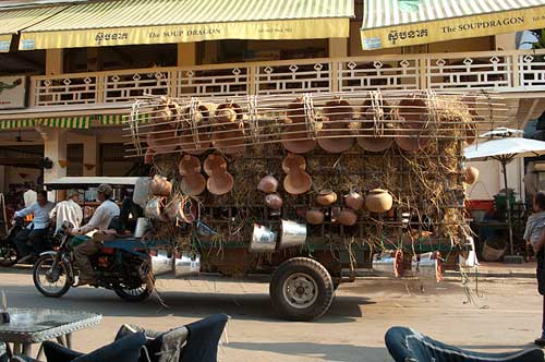 Haywagon on Bar Street, Siam Reap, Cambodia