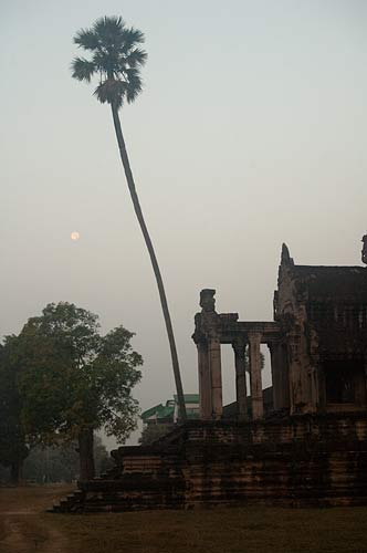 southern entrance to Angkor Wat