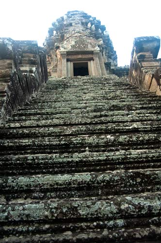 stairs, Angkor Wat, Angkor, Cambodia