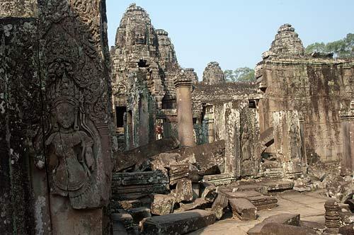 Bayon, Angkor Thom, Cambodia