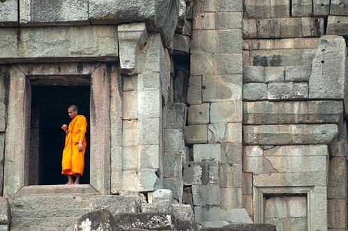 Ta Keo, Angkor, Cambodia