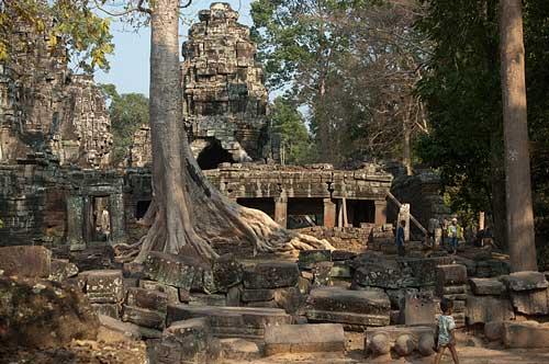 Banteay Kdei, Angkor, Cambodia