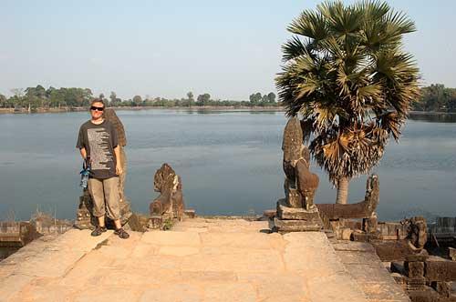 Sra Srang, Angkor, Cambodia