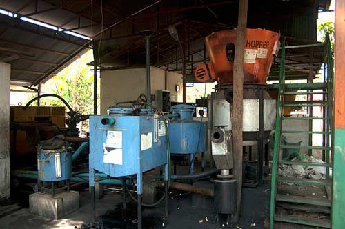 bio fuel electrical plant, Battambang, Cambodia