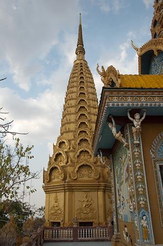 Phnom Sampeu, Battambang, Cambodia