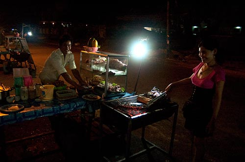 Moon Shack ll Grill, Sihanoukville, Cambodia