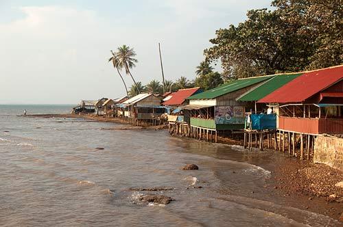 crab market, Kep, Cambodia