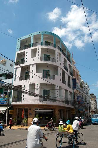 Trung Nguyen Hotel, Chau Doc, Vietnam