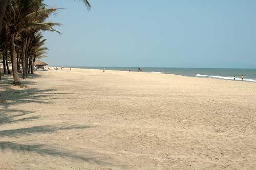 beach, Hoi An, Vietnam