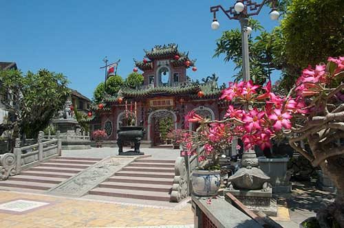 Assembly Hall of the Fujian Chinese Congregation, Hoi An, Vietnam