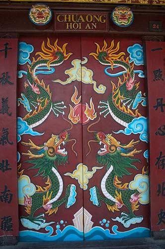Quan Cong Temple, Hoi An, Vietnam