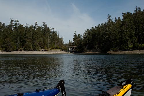 The Canal, Pender Island, BC