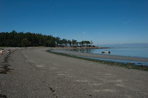 Tumbo Island, BC