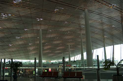 Terminal 3, Beijing Capital International Airport