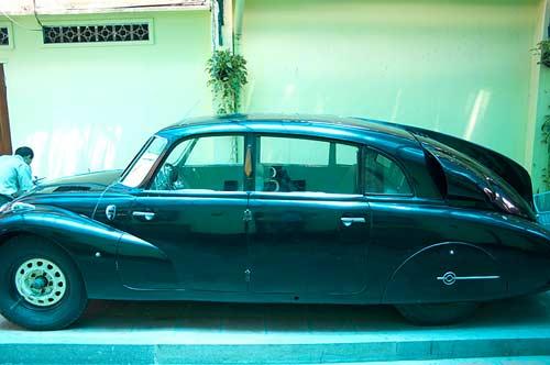 Tatra Automobile, Saigon, Vietnam