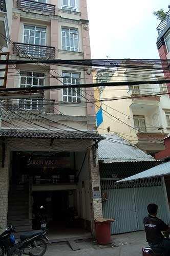 Saigon Mini Hotel #1, Ho Chi Minh City, Vietnam