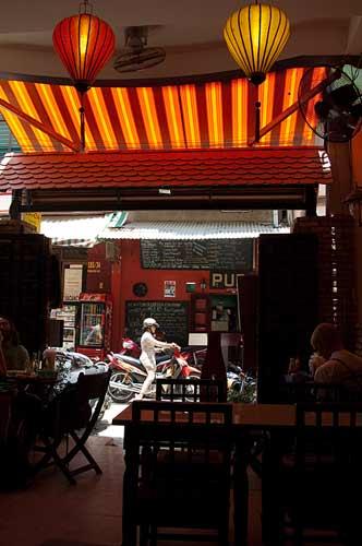 Chi Cafe, Saigon, Vietnam