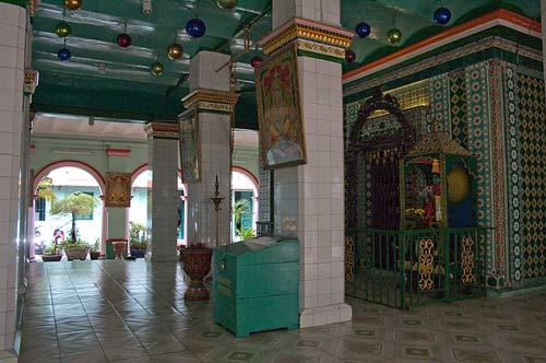 Hindu temple, Ho Chi Minh City, Vietnam