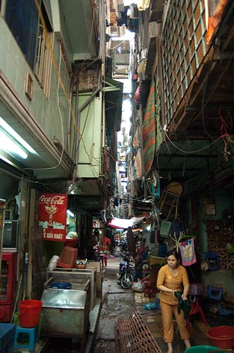 Saigon lane