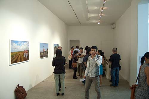 Exhibition of photos by Phan Quang at Gallery Quynh, Ho Chi Minh City, Vietnam