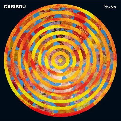 Caribou: Swim album cover