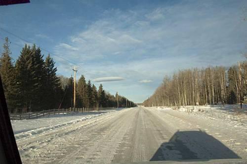 highway 11a, Rocky Mountain House, Alberta