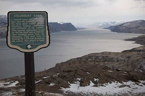 Kamloops Lake, BC