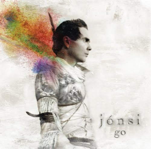 Jonsi: Go album cover