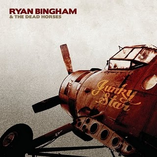 Ryan Bingham: Junky Star album cover