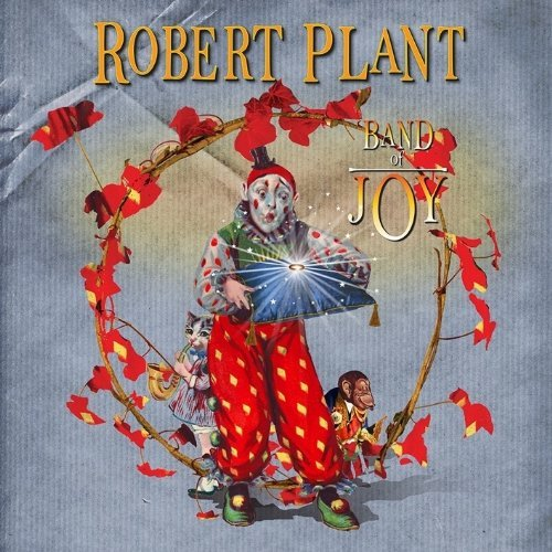 Robert Plant: Band of Joy album cover