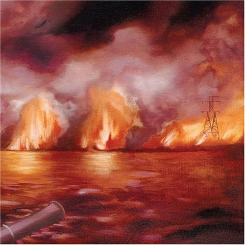 The Besnard Lakes are the Roaring Night album cover
